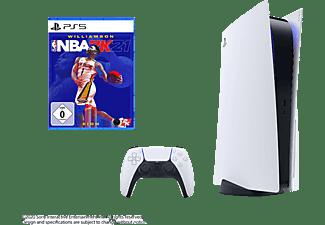 SONY PlayStation®5 + NBA 2K21