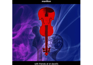Marillion - With Friends At St David's  - (CD)