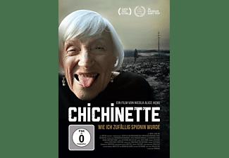 Chichinette - Wie ich zufällig Spionin wurde DVD