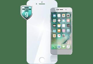 HAMA Premium Crystal Glass Displayschutz (für Apple iPhone 5, iPhone 5s, iPhone 5c, iPhone SE (2016))