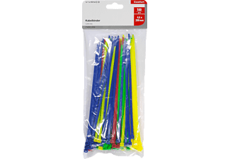 VIVANCO 4.6/200mm Kabelbinder