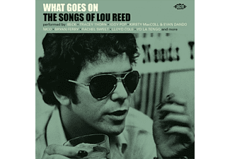 Lou Reed - What Goes On-The Songs Of Lou Reed  - (CD)