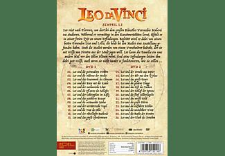 Leo Da Vinci - Staffel 1.1 DVD