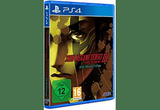 Shin Megami Tensei III Nocturne HD Remaster - [PlayStation 4]