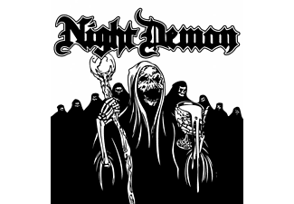 Night Demon - Night Demon (Black Vinyl)  - (Vinyl)