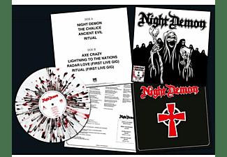 Night Demon - Night Demon (Splatter Vinyl)  - (Vinyl)
