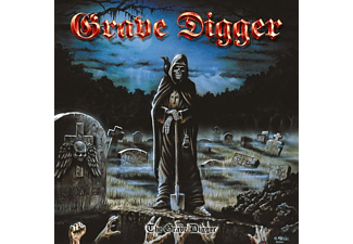 Grave Digger - The Grave Digger (Ltd.Blue/Black Splatterd LP)  - (Vinyl)