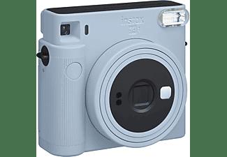 FUJIFILM instax SQUARE SQ1 Film Set Sofortbildkamera, Glacier Blue