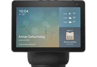 AMAZON Echo Show 10 Smart Speaker, Anthrazit