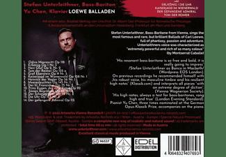 Stefan Unterleithner, Yu Chen - Loewe Balladen  - (CD)