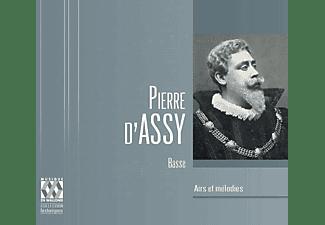 Pierre D'assy - Airs et Mélodies  - (CD)