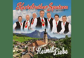 Kastelruther Spatzen - Heimatliebe  - (CD)