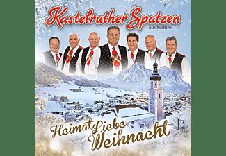 Kastelruther Spatzen - HeimatLiebe Weihnacht  - (CD)
