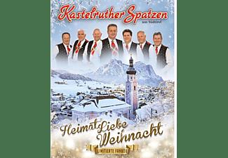 Kastelruther Spatzen - Heimatliebe Weihnacht (Limitierte Fanbox)  - (CD)
