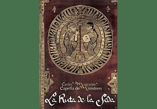 Capella De Ministrers - Die Seidenstraße (2 CD+Buch)  - (CD)