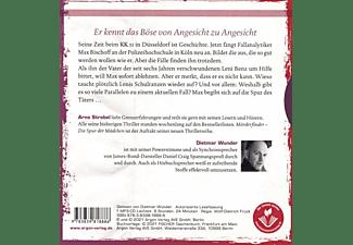 Dietmar Wunder - Mörderfinder  - (MP3-CD)