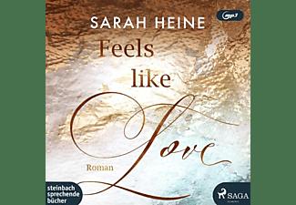 Sabine Fischer - Feels Like Love  - (MP3-CD)