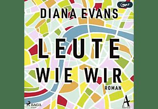 Svenja Pages - Leute Wie Wir  - (MP3-CD)