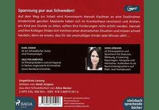 Heidi Jürgens - Die Kinderklinik  - (MP3-CD)