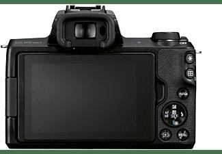 CANON EOS M50 MK II Gehäuse Systemkamera, 7,5 cm Display Touchscreen, WLAN
