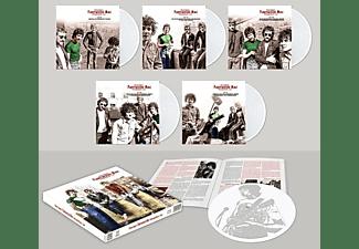 Peter Fleetwood Mac / Greens - Stranger Blues-Live (White Vinyl 5LP-Box)  - (Vinyl)