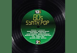 VARIOUS - 12 Inch Dance:80s Synthpop  - (Vinyl)