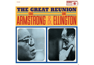 Armstrong, Louis & Ellington, Duke - The Great Reunion  - (Vinyl)