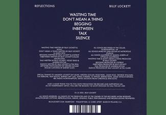 Billy Lockett - Reflections EP  - (CD)