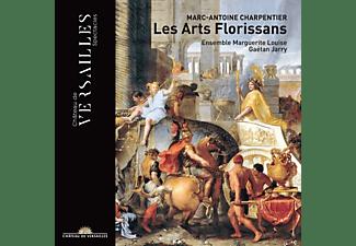 Ensemble Marguerite Louise - Gaétan Jarry (dir) - Idylle en Musique  - (CD)