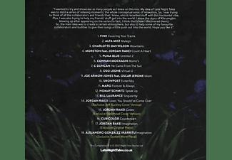 Jordan Rakei - Late Night Tales (CD+MP3)  - (CD)
