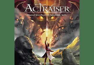 Yuzo Koshiro - ACTRAISER  - (CD)