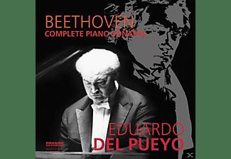 Eduardo Del Pueyo - COMPL. PIANO SONATAS  - (CD)