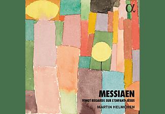 Martin Helmchen - Messiaen: Vingt Regards Sur L'enfant-Jésus  - (CD)