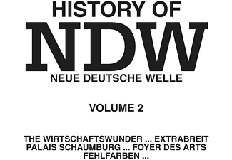VARIOUS - HISTORY OF NDW VOL. 2  - (CD)