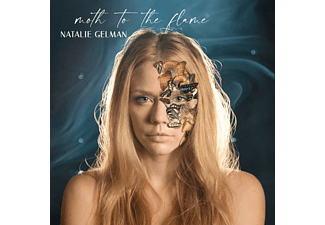 Natalie Gelman - Moth To The Flame  - (CD)