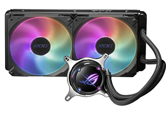 ASUS ROG STRIX LC II 280 ARGB CPU Lüfter, Schwarz