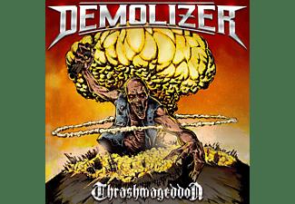 Demolizer - Thrashmageddon  - (CD)