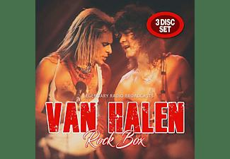 Van Halen - Rock Box  - (CD)