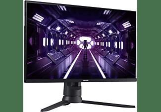 SAMSUNG Gaming Monitor Odyssey G3, 24 Zoll, FHD, 144Hz, 1ms, 250cd, VA, Schwarz (LF24G35TFWUXEN)