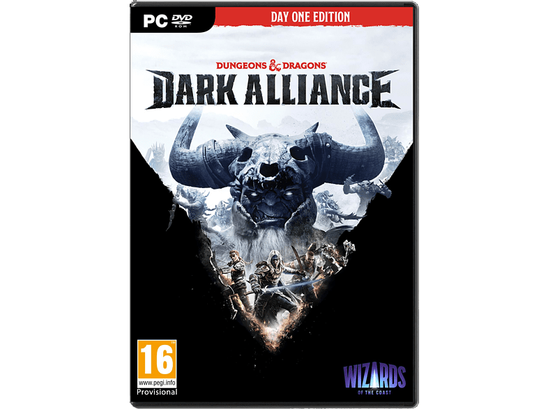 Dungeons & Dragons: Dark Alliance Day One Edition UK PC