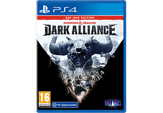 Dungeons & Dragons: Dark Alliance Day One Edition UK PS4