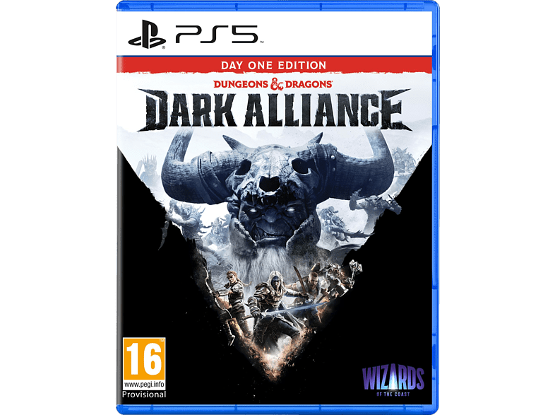 Dungeons & Dragons: Dark Alliance Day One Edition UK PS5
