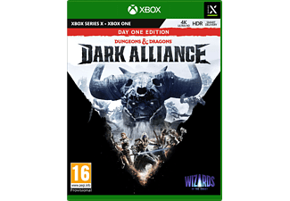 Dungeons & Dragons: Dark Alliance Day One Edition UK Xbox One/Xbox Series