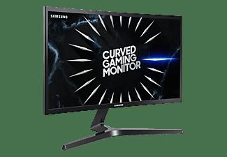 "Monitor gaming - Samsung LC24RG50FQRXEN, 23.5"" FHD, VA, 4 ms, 144 Hz, Curvo, AMD FreeSync™, Negro"