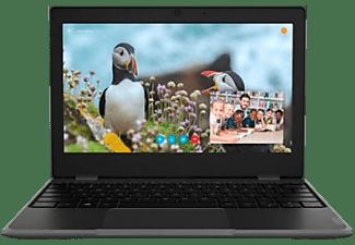 "Portátil - Lenovo 81M8000LSP, 11.6"" HD, Intel® Celeron® N4000, 4 GB RAM, 64 GB eMMC, UHD 600, Windows 10 Pro"