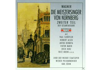 Chor Der Wiener Staatsoper - Die Meistersänger Von Nürnberg 2  - (CD)