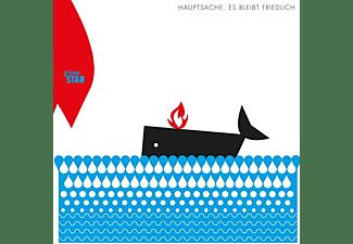 Grüner Star - HAUPTSACHE ES BLEIBT FRIEDLICH  - (Vinyl)