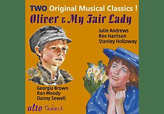 Original London & Broadway Cast - Oliver & My Fair Lady  - (CD)