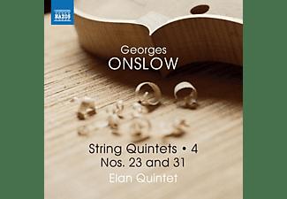 Elan Quintet - Streichquintette Vol.4  - (CD)