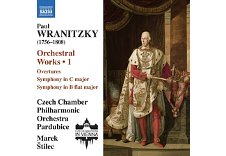 Marek/czech Chamber Po Pardubice Stilec - Orchestral Works,Vol.1  - (CD)